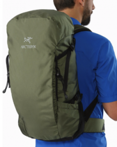 best backpacks for traveling - Arcteryx Brize