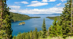 Best Hikes Around Lake Tahoe - Emerald Bay 2 Photo by Stephen Walker on Unsplash
