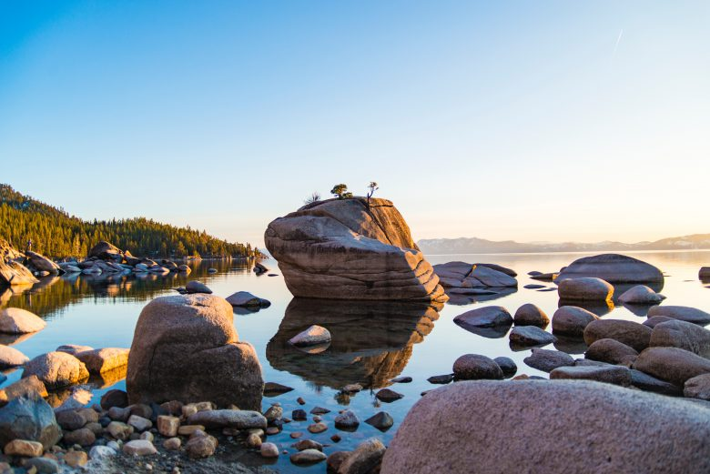 Best Hikes Around Lake Tahoe Featured Image