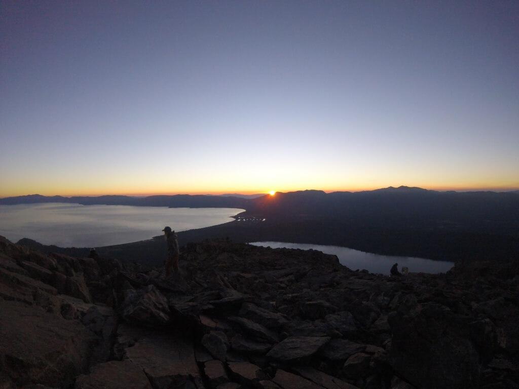 Best Hikes Around Lake Tahoe - Mount Tallac 2 PC Tucker Ballister