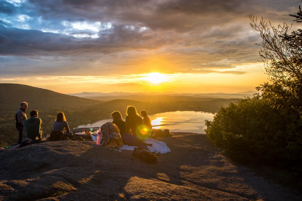 Best Hikes Around Lake Tahoe - Picnic Rock