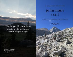 tips for hiking the john muir trail book cover