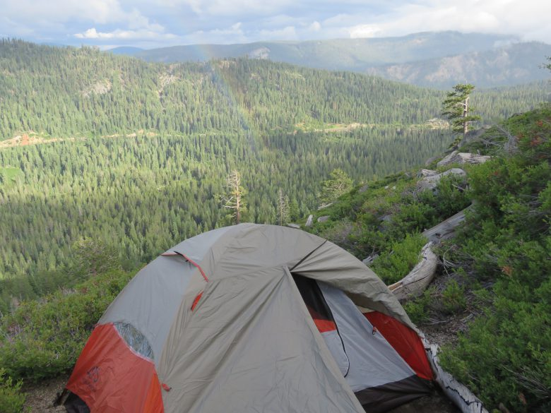 Northern California Backpacking Trips Featured Image