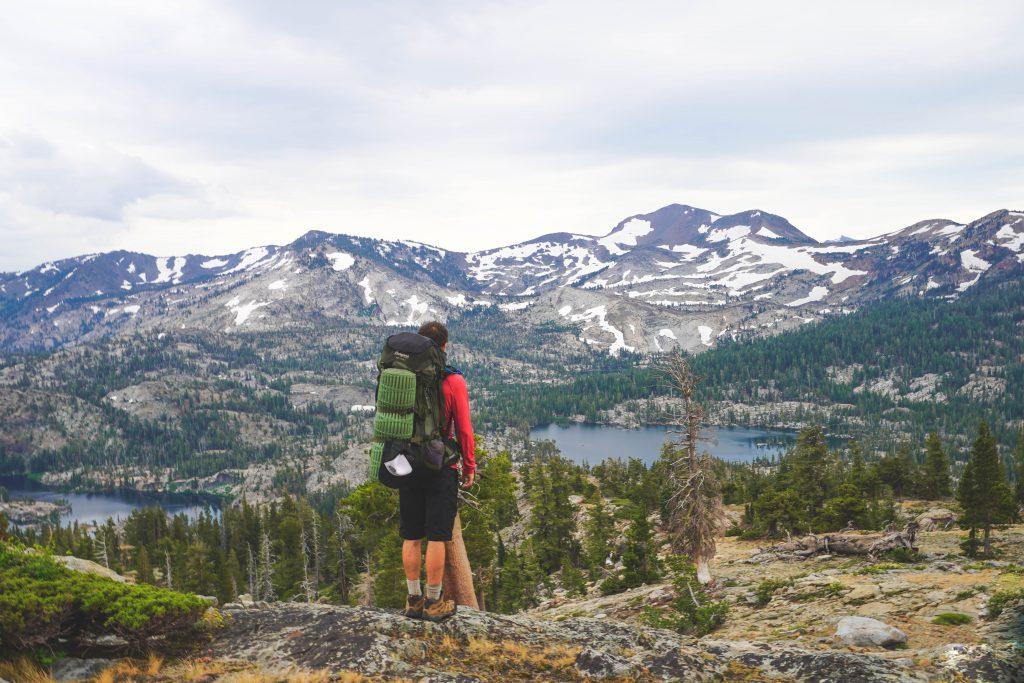best hikes around lake tahoe - mount tallac