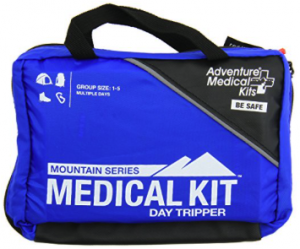 First Aid Kit - hiking essentials checklist