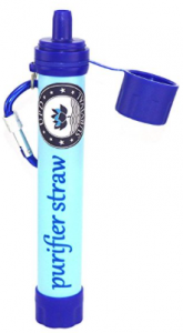 LifeStraw - hiking essentials checklist
