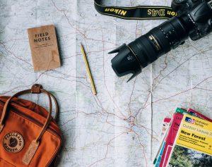 My Hiking Essentials Checklist Featured Image