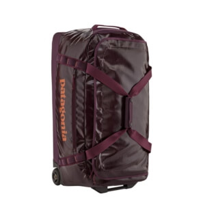 Patagonia Travel Bags - patagonia black hole wheeled duffel bag