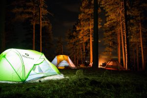 How to Choose a Campsite Featured Image