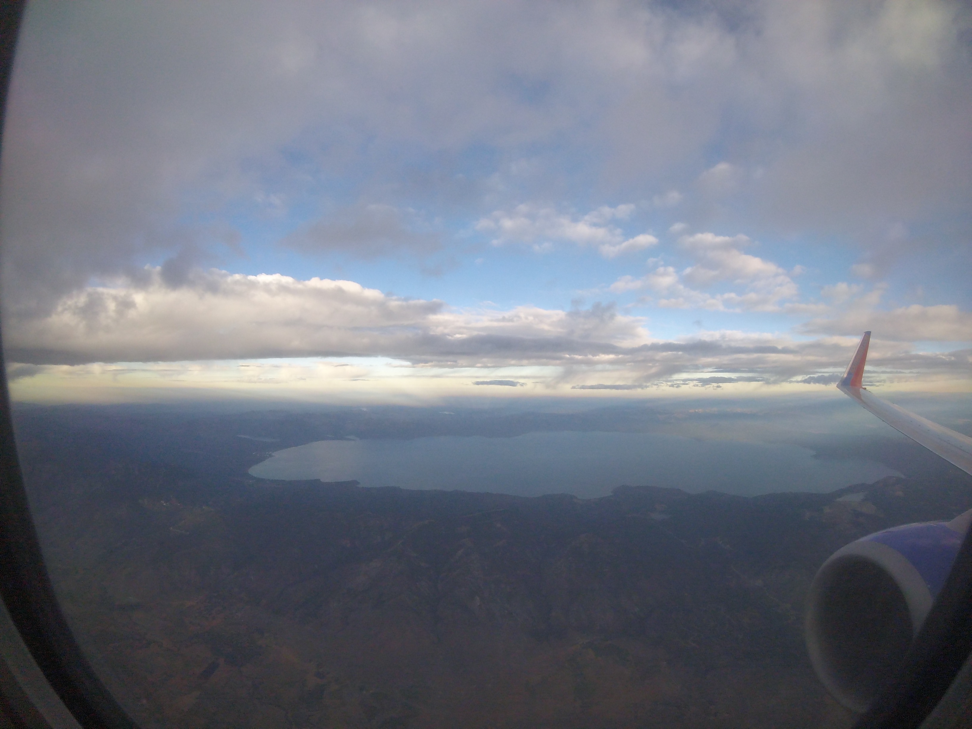backpackers guide to water filtration - lake tahoe