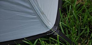 five tent maintenance tips - seam sealing