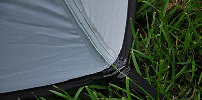 five tent maintenance tips - seam sealing