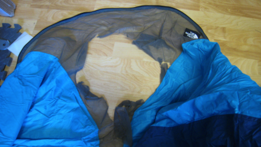 five tent maintenance tips - uv damage
