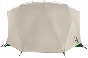 sierra designs flash 3 tent review - rainfly