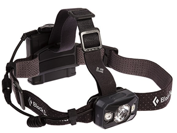 black diamond headlamps - icon