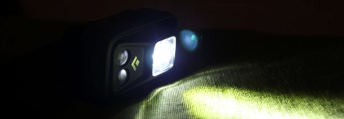 pros and cons of a cheap headlamp - job done