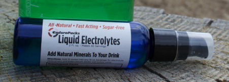 Liquid Electrolyte Supplements EnduroPacks
