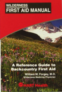 backpacking first aid kit list - first aid manual