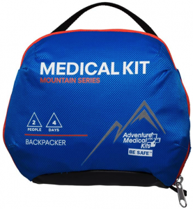 best backpacking first aid kits - adventure med kits backpacker