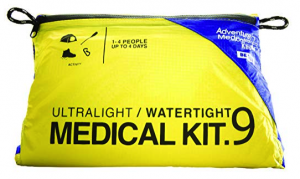 best backpacking first aid kits - adventure med kits ultralight