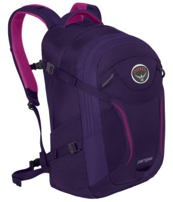 three discounted osprey backpacks - womens perigree
