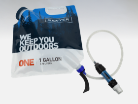 Sawyer Gravity Water Filtration System - Product Shot