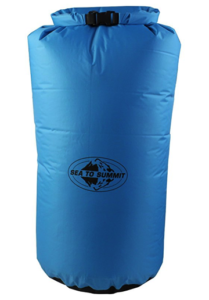 best dry bags for traveling - sea to summit