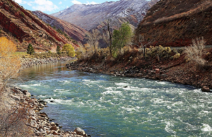 how to get clean water in the wild - rivers