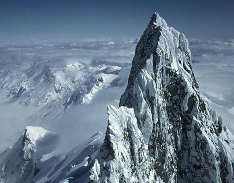 mountaineering expeditions north america - mount waddington