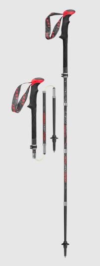 best leki trekking poles - micro vario carbon