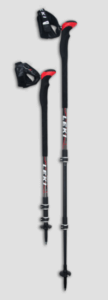best leki trekking poles - sherpa xl vertical