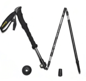 the pros and cons of hiking poles - breakdown