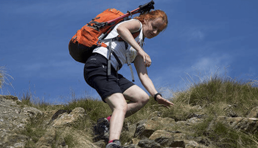 the pros and cons of hiking poles - what to do with them