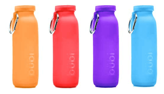 best dog bowl for adventures - bubi bottle