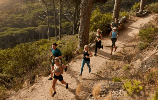 trail ready tips to get into hiking shape - conditioning