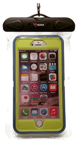 best waterproof phone cases - kona submariner