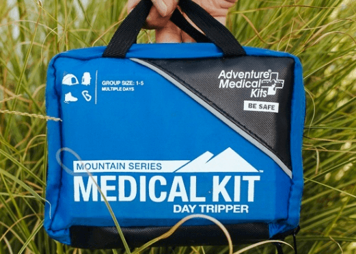when things go wrong 10 tips for hiking preparedness - stock your first aid kit