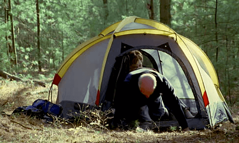 Hammock Camping 10 Benefits of Sleeping Elevated - back pain free