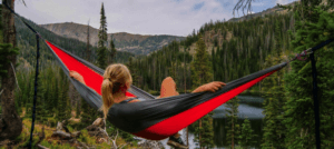 Hammock Camping 10 Benefits of Sleeping Elevated - open to nature
