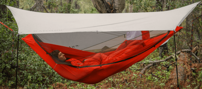 My Top Backpacking Hammocks - kammok mantis
