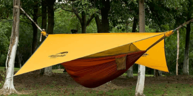 hammock camping 10 benefits of sleeping elevated - air flow