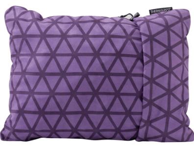 hammock camping gear list - compressible pillow
