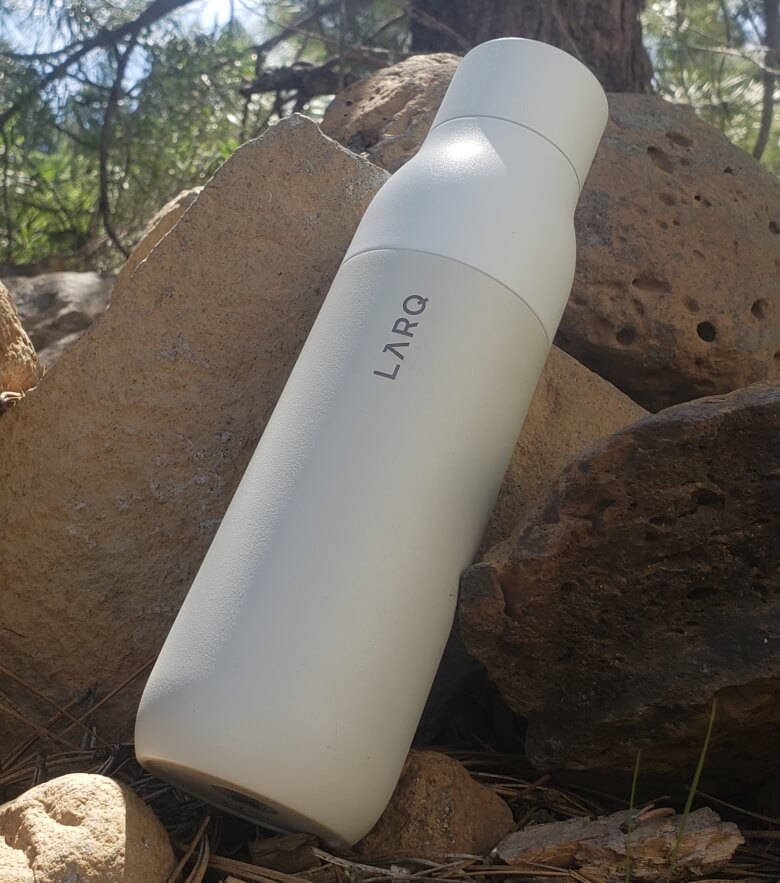 Larq Self Cleaning Water Bottle Featured Image