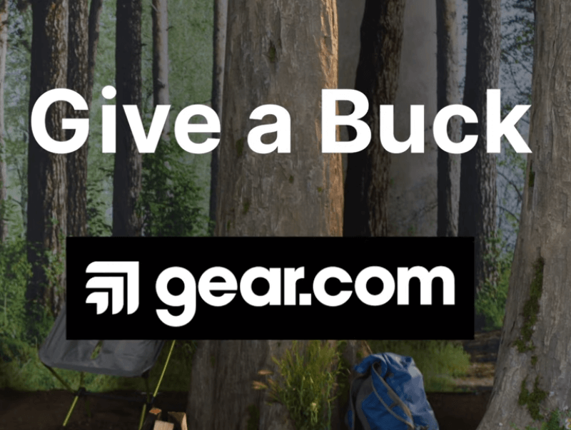 Give a Buck Campaign Featured Image