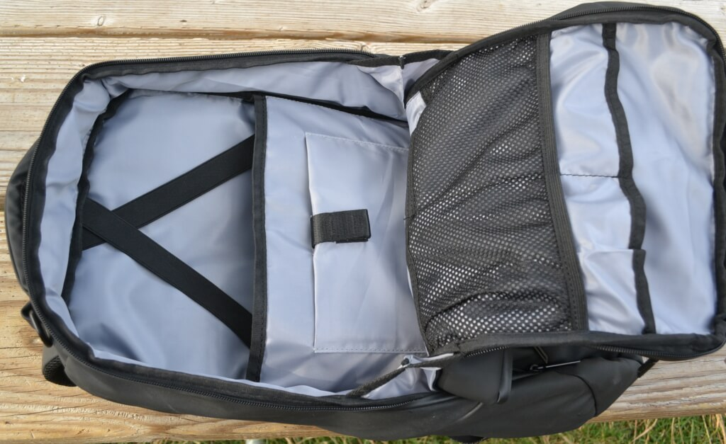 nayo rover new laptop backpack - Main Compartment