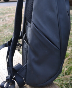 nayo rover new laptop backpack - Slim Water Bottle Pocket