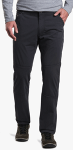 stretchy pants for men from kuhl - free radikl pant