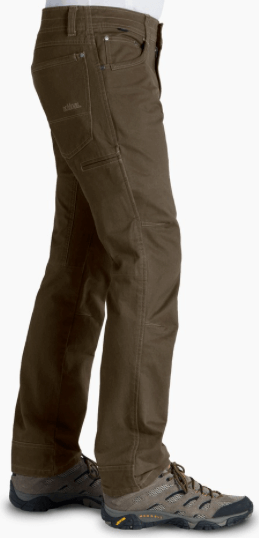stretchy pants for men from kuhl - free ryder pants