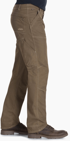 stretchy pants for men from kuhl - the lawless pants