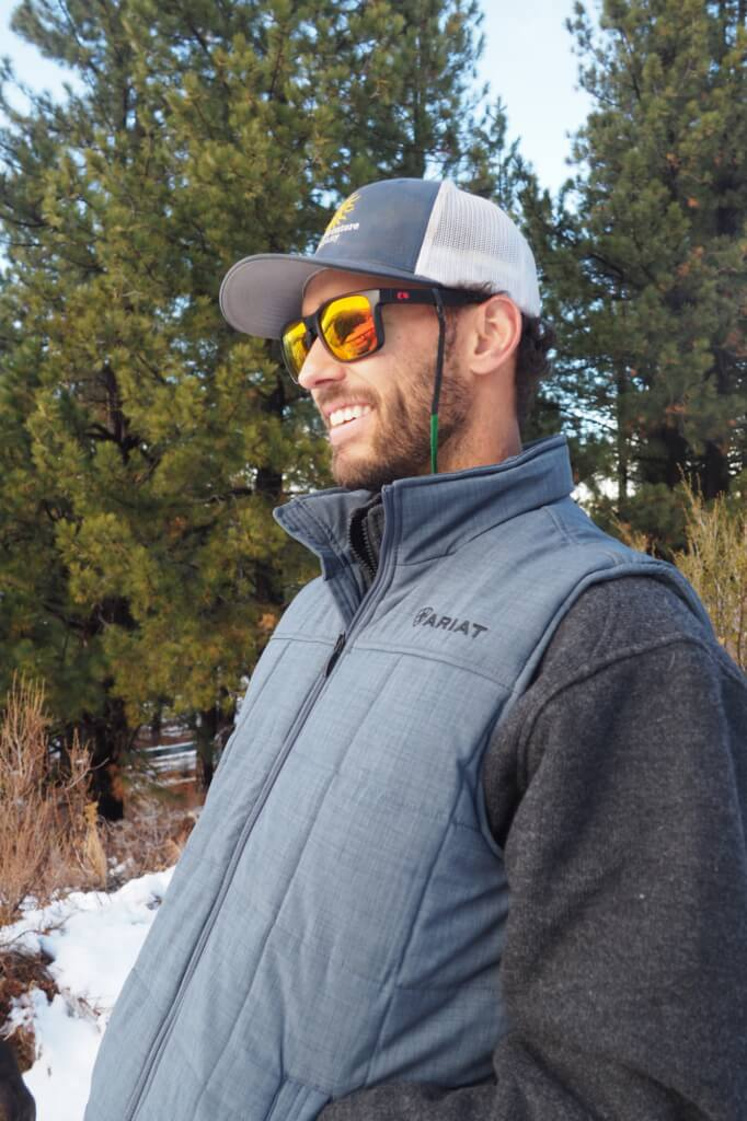Ariat Outdoor Apparel Review - Ariat Crius Insulated Vest PC Katie Johnita